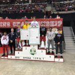 Logan Heil Wins Wrestling State Championship