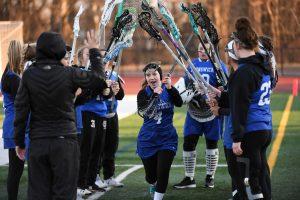 New Photo Gallery Girls Varsity Lacrosse 4/1/19