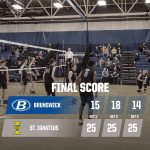 Boys Varsity Volleyball falls to St. Ignatius 3 – 0
