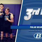 Boys Varsity Volleyball finishes in 3rd Place at the Polar Bear Bash Tournament