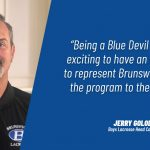 Jerry Golod Named New Brunswick High School Boys Lacrosse Coach