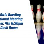 Brunswick Boys & Girls Bowling Informational Meeting Grades 9-12