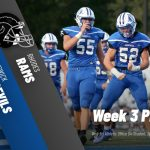 Week 3 Football vs. Rhodes – Tickets Now on Sale!