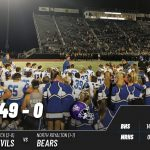 Varsity Football beats North Royalton 49 – 0