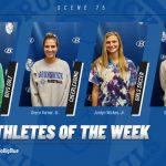 Scene 75 Student Athletes of the Week