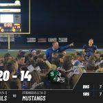 Varsity Football beats Strongsville 20 – 14