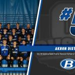 Boys Soccer Earns #5 Seed at Akron District
