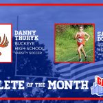 The North Gateway Tire Co. October Athlete of the Month is….