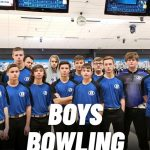 Boys Varsity Bowling finishes 9th place at Wildcat Classic