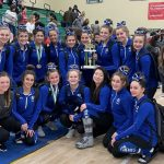 Varsity Gymnastics finishes 2nd place at McGee Invitational