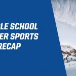 Middle School Winter Sports Recap