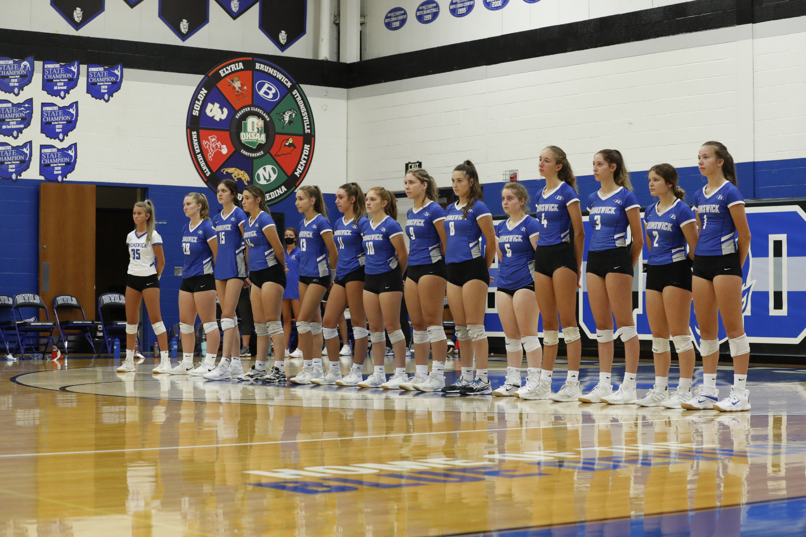 New Photo Gallery Girls Varsity Volleyball