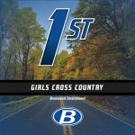 Girls Middle School Cross Country finishes 1st place at Elyria/Medina Root