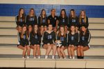 Girls 8th Grade Blue Volleyball beats Keystone MS 2 – 0