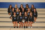 Girls 7th Grade Blue Volleyball beats Keystone MS 2 – 0