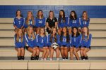 Girls 7th Grade White Volleyball beats Mentor Shore MS 2 – 1
