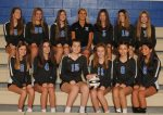 Girls 8th Grade Blue Volleyball beats Mentor Shore 2 – 0