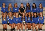 Girls 7th Grade White Volleyball beats Elyria Eastern Hts. 2 – 0