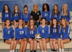 Girls 8th Grade White Volleyball beats Elyria Eastern Hts. 2 – 0