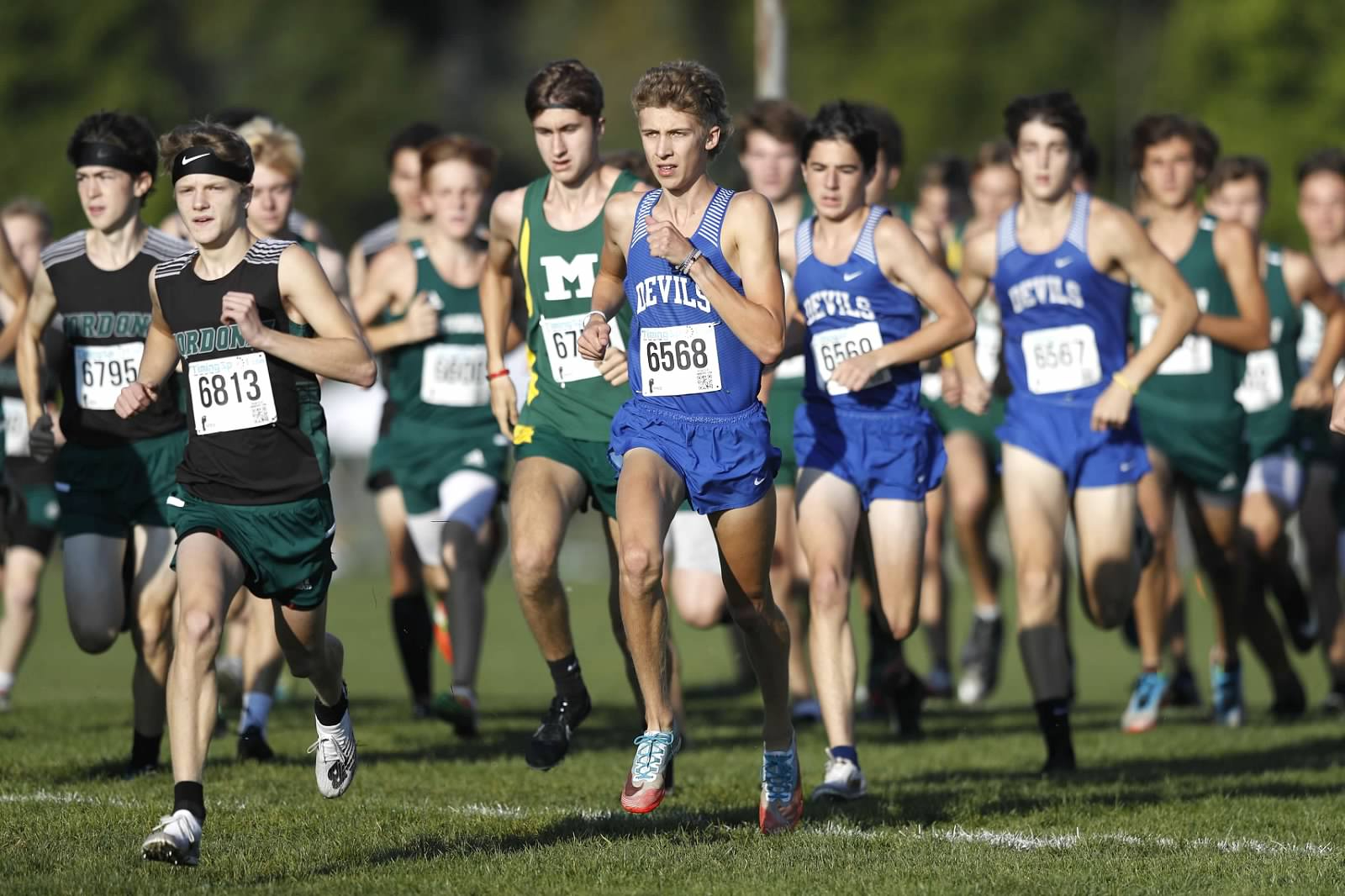 New Photo Gallery Boys & Girls Cross Country