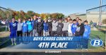 Boys Varsity Cross Country finishes 4th place at GCC Championships