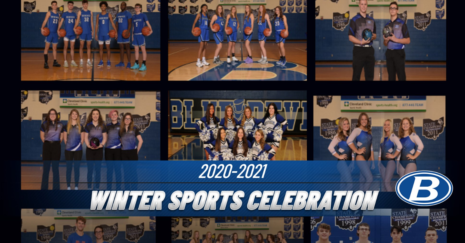 2020-2021 Winter Sports Celebration