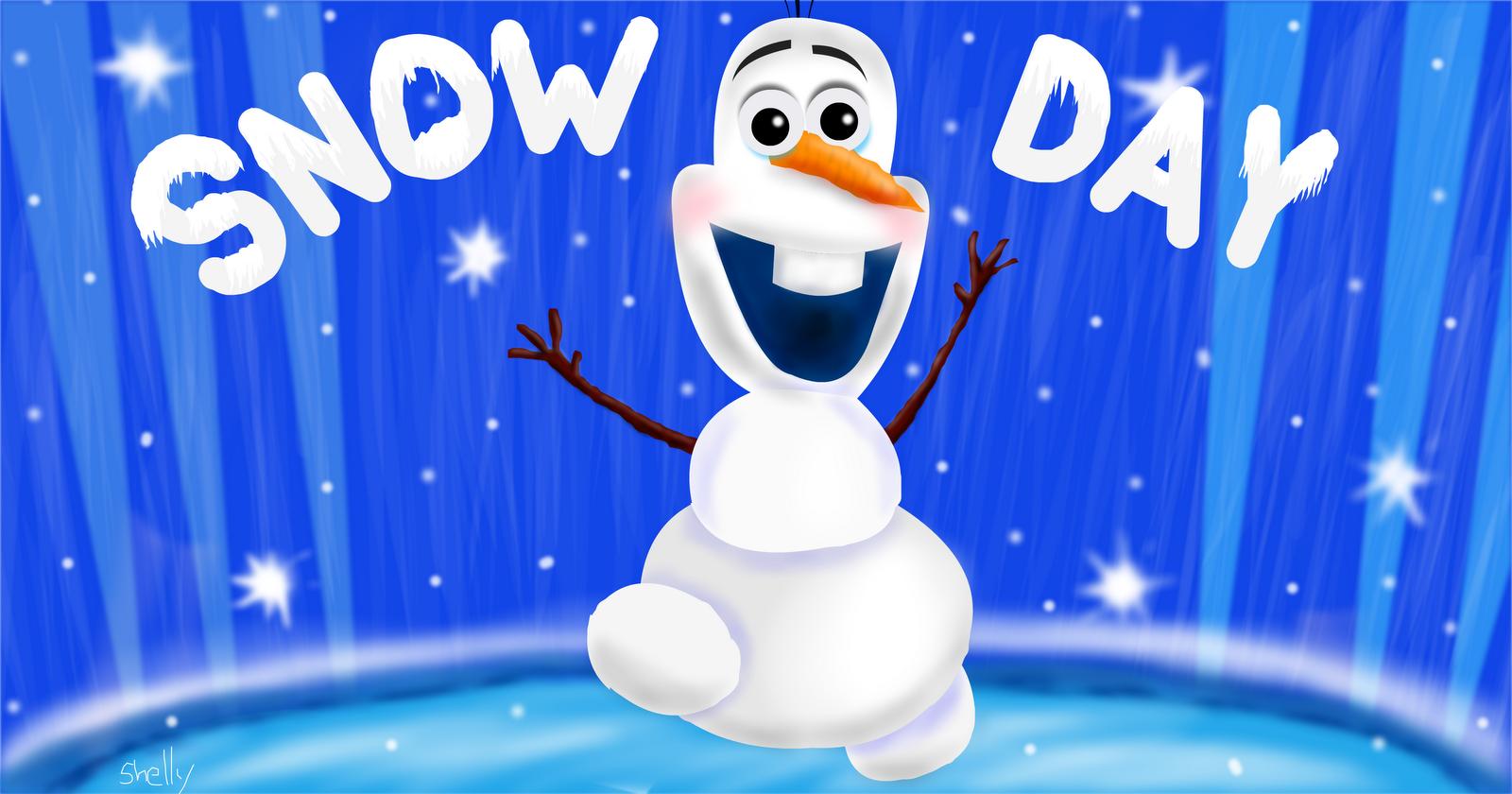Snow Day Schedule 1/12/18