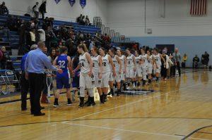 Varsity Girls Basketball 12-7-17