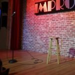 Dinner and a Comedy Show 2/17