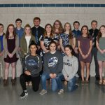Spring Sports Captains 2018