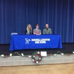 Congrats to Curt Townsend on Signing his Letter of Intent