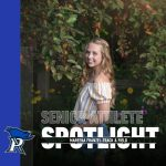 SENIOR ATHLETE SPOTLIGHT-MAREENA FRANZEL-TRACK & FIELD