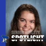 SENIOR ATHLETE SPOTLIGHT-CARLENE HAWKS-TRACK & FIELD