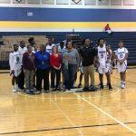 Ponitz Boys Basketball Gives Abundantly!