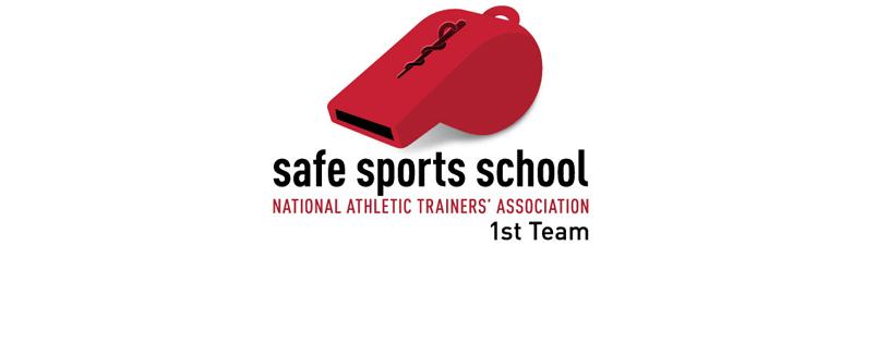 West Lafayette Jr.-Sr. High School Receives National Athletic Trainers' Association Safe Sports School Award
