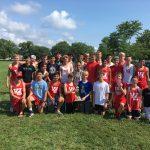Junior/Senior boys earn runner-up finish at Zionsville Invite