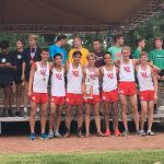 Boys XC earns runner-up finish at Harrison Invite