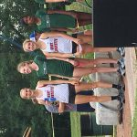 Girls JV XC earns runner-up finish at Harrison Invite