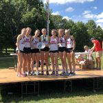 Girls XC earns runner-up finish at Trinity-Valkyrie Invitational (Louisville)