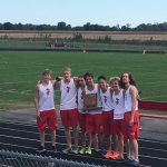 Boys XC places 7 in top 8 to claim 18th straight Hoosier Conference title