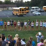 Girls Junior Varsity Cross Country finishes 2nd place at Doc Weesner JV Finale