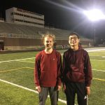 Distance duo excels at Franklin Central Distance Showcase