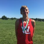 Boys XC team competes at Zionsville Early Bird Invitational