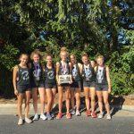 Girls XC wins Wildcat Classic