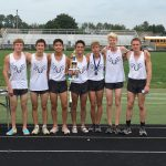 Boys XC takes 4th at New Prairie Invitational
