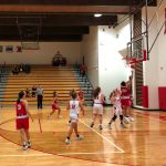 Girls Varsity Basketball beats Rossville 49 – 24