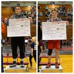 Red Devil Wrestling Advances Six to Regionals