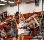 Senior Christina Shi – Basketball