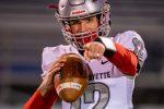 Senior Kyle Adams – Track & Field, Football