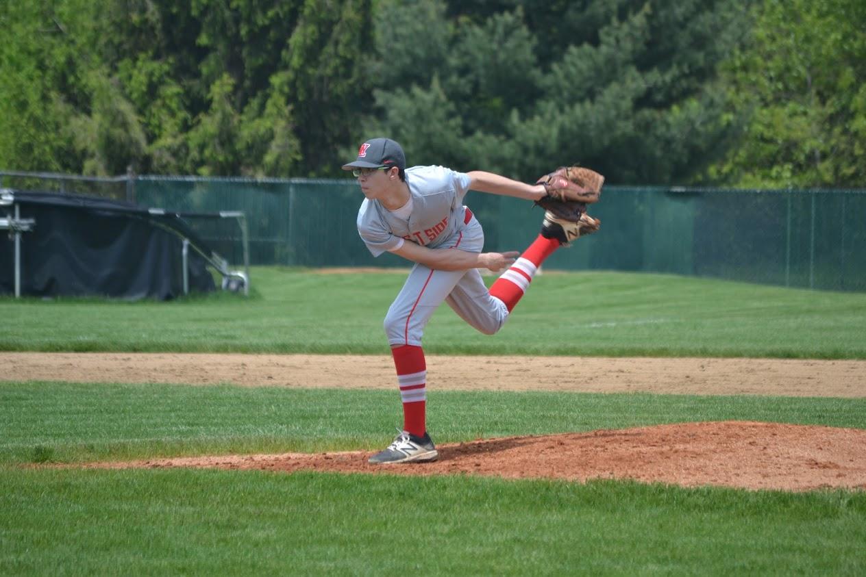 Senior Jack Howard – Baseball